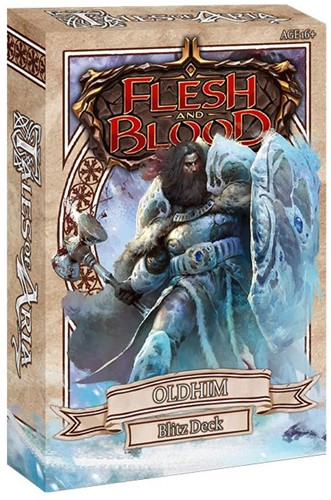 Flesh and Blood - Tales of Aria Blitz Deck Oldhim