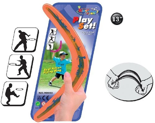 Flexibele Boomerang
