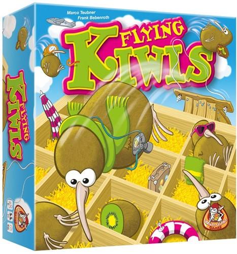 Flying Kiwis Spel