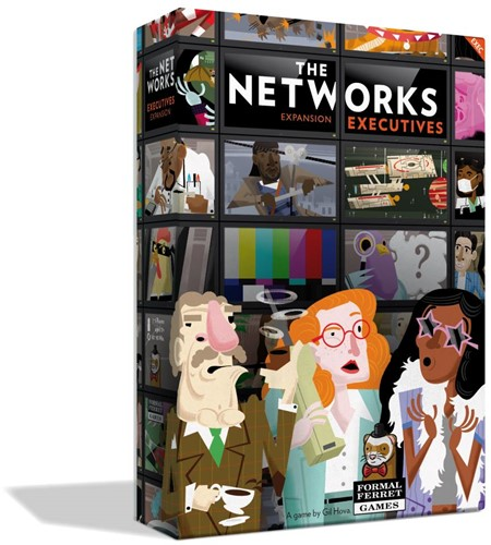 The Networks - Bordspel