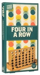 Four In A Row - Wooden Games