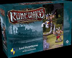 RuneWars - Lord Hawthorne Hero