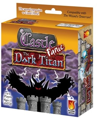 Castle Panic - Dark Titan Expansion