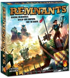 Remnants - Bordspel
