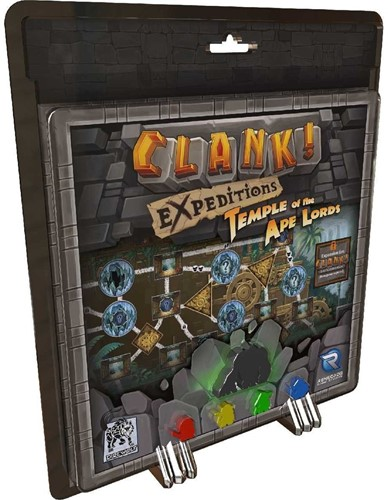 Clank! - Expeditions Temple of the Ape Lords