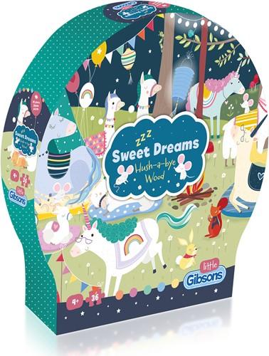 Sweet Dreams Puzzel (36 stukjes)