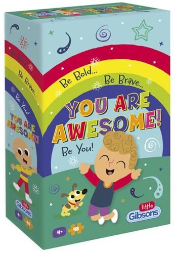 You Are Awesome Puzzel (48 stukjes)