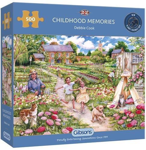 Childhood Memories Puzzel (500 stukjes)