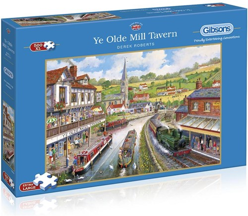 Ye Olde Mill Tavern Puzzel (500 XL stukjes)