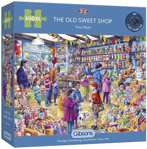The Old Sweet Shop (500 XL)