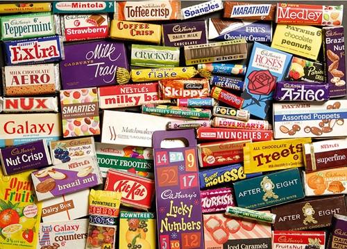 1960s Sweet Memories Gift Tin Puzzel (500 stukjes)-2