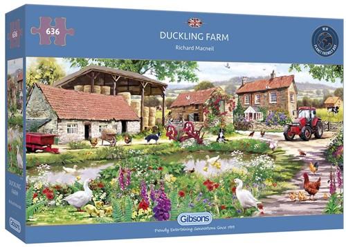 Duckling Farm Puzzel (636 stukjes)