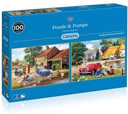 Ponds & Pumps Puzzel (2 x 500 stukjes)