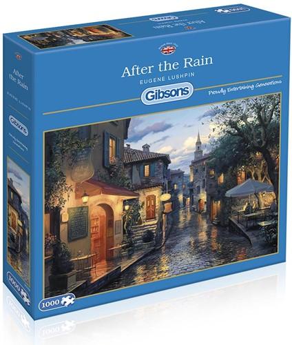 After the Rain Puzzel (1000 stukjes)