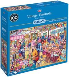Village Tombola Puzzel (1000 stukjes)