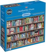 Authorful Puns Puzzel (1000 stukjes)