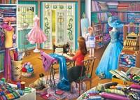 The Dressmaker's Daughter Puzzel (1000 stukjes)-2