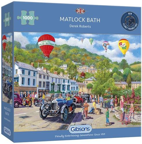 Matlock Bath Puzzel (1000 stukjes)