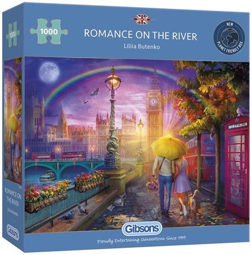 Romance on the River Puzzel (1000 stukjes)