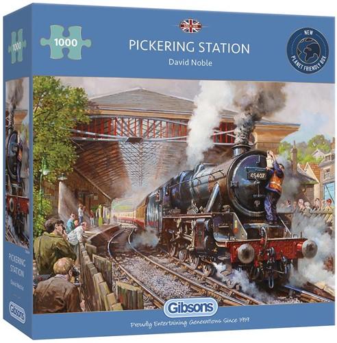 Pickering Station Puzzel (1000 stukjes)