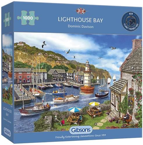 Lighthouse Bay Puzzel (1000 stukjes)