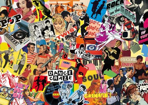 Pop Culture - Land of Lost Content Puzzel (1000 stukjes)-2