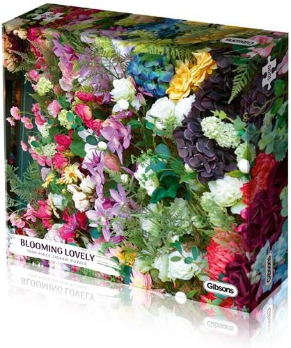 Blooming Lovely Puzzel (1000 stukjes)