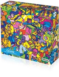 Carnival Puzzel (1000 stukjes)