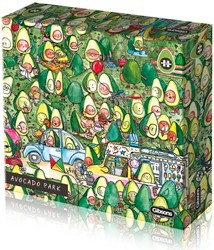 Avocado Park Puzzel (1000 stukjes)