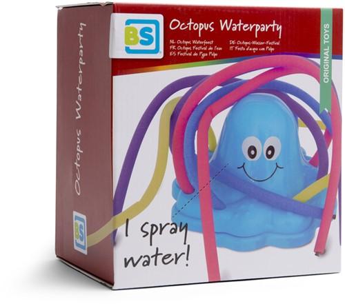 Octopus Waterfeest