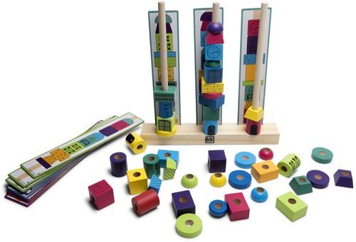 Stapeltorens - Educatief spel