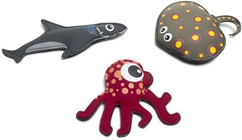 Duik Dieren - Haai, Rog en Octopus