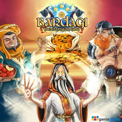 Bardagi The Claim for Gold