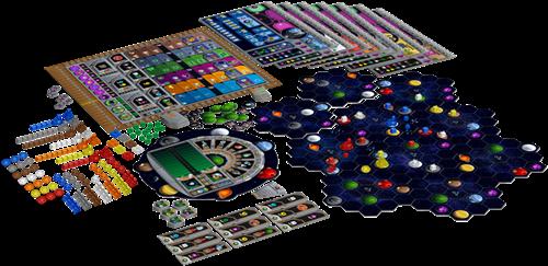 Gaia Project  - A Terra Mystica Game-2