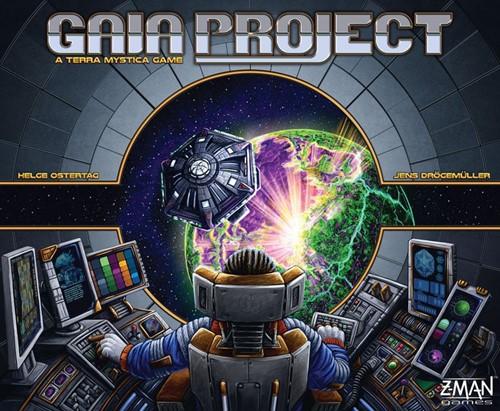 Gaia Project  - A Terra Mystica Game (Engelse versie)