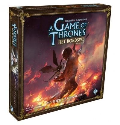 Game of Thrones Het Bordspel - Mother of Dragons NL (Open geweest)