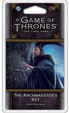 Game of Thrones 2nd Ed. - The Archmaester's Key-1