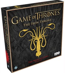 Game Of Thrones - The Iron Throne - The Wars to Come (Open geweest)