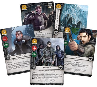 Game of Thrones LCG 2nd Edition - Watchers on the Wall-2