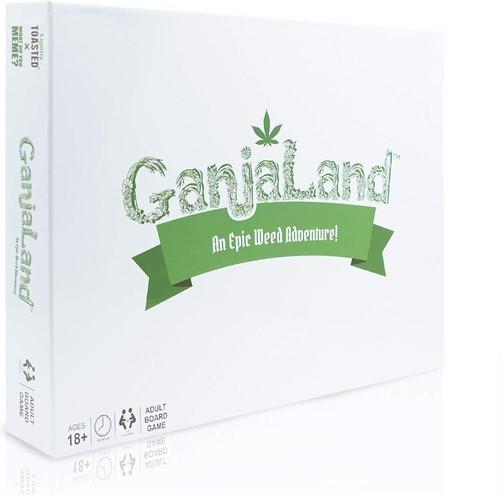 Ganjaland - Bordspel