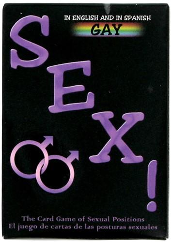 Sex! Kaartspel - Gay Version