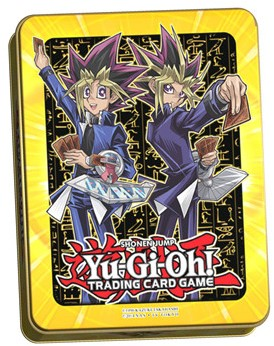 Yu-Gi-Oh! 2017 Mega Tin - Geel