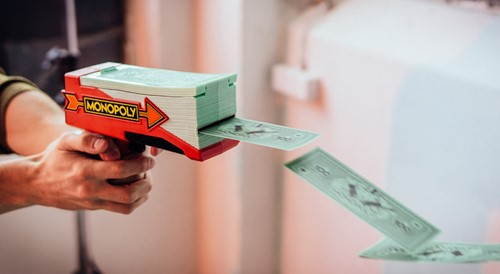 Monopoly - Geld Graaien-2
