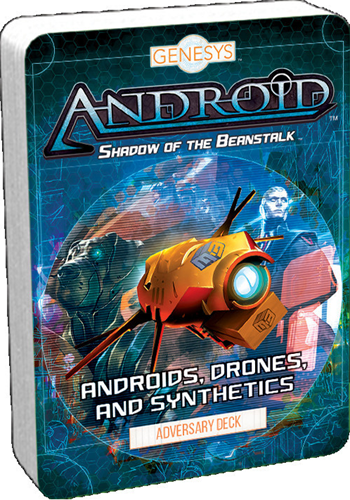 Genesys Android - Drones and Synthetics