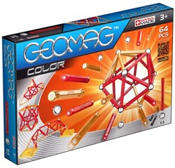Geomag Color - 64 delig