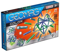 Geomag Color - 86 delig