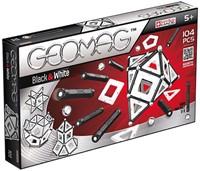Geomag Black & White - 104 delig-1