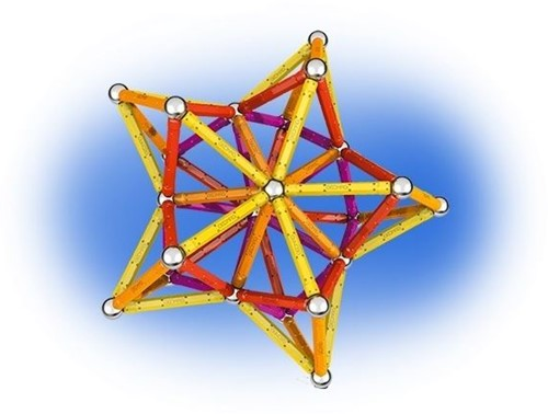 Geomag Color - 127 delig-2