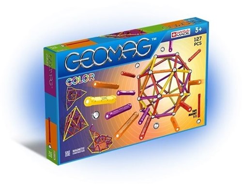 Geomag Color - 127 delig