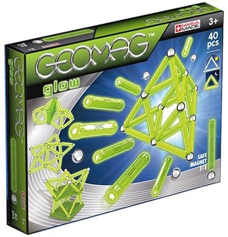 Geomag Glow - 40 delig